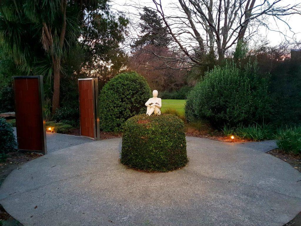 night garden statue 1